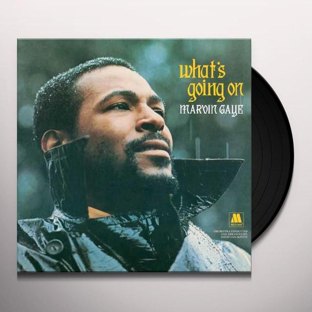 Marvin Gaye WHAT'S GOING ON  (EP) Vinyl Record - 10 Inch Single