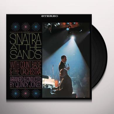 Frank Sinatra SINATRA AT THE SANDS Vinyl Record
