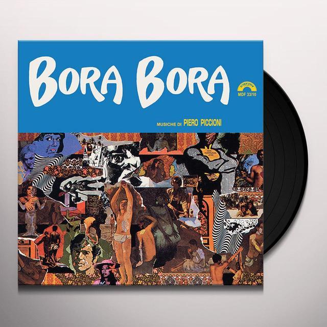Piero Piccioni BORA BORA / O.S.T. Vinyl Record
