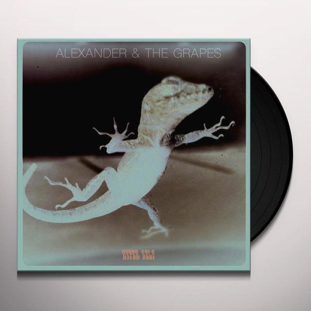 Alexander & The Grapes HYPER SELF Vinyl Record