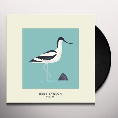 Bert Jansch AVOCET Vinyl Record - Remastered