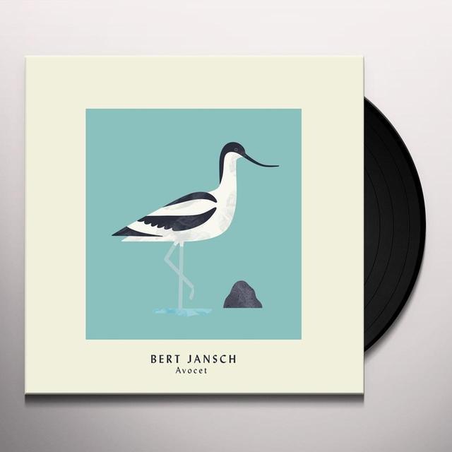 Bert Jansch AVOCET Vinyl Record - Remastered