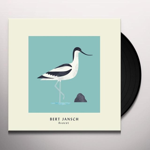 Bert Jansch AVOCET Vinyl Record