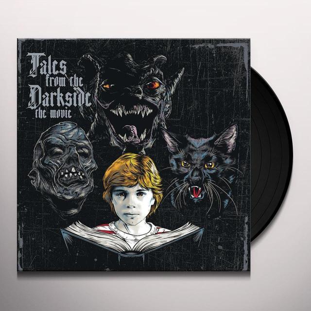 John Harrison TALES FROM THE DARKSIDE / O.S.T. Vinyl Record - Black Vinyl, Gatefold Sleeve