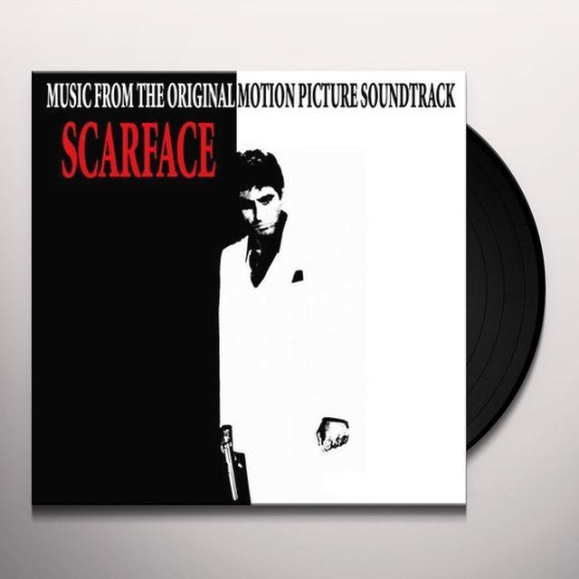 SCARFACE / O.S.T. Vinyl Record