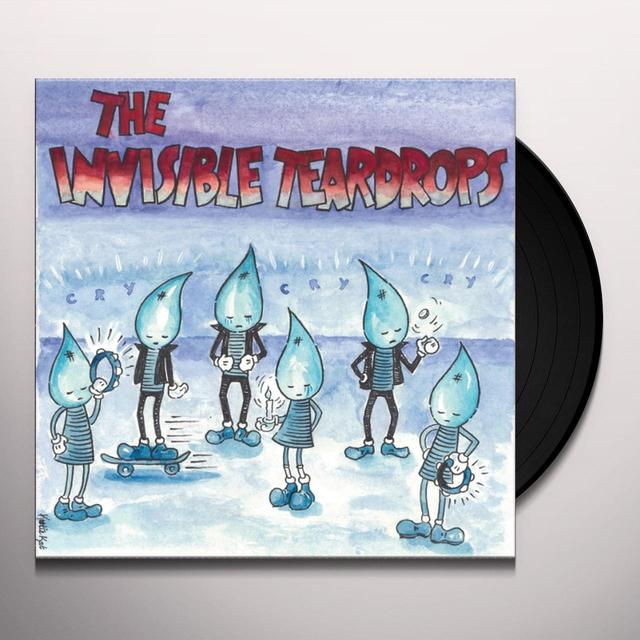 INVISIBLE TEARDROPS Vinyl Record