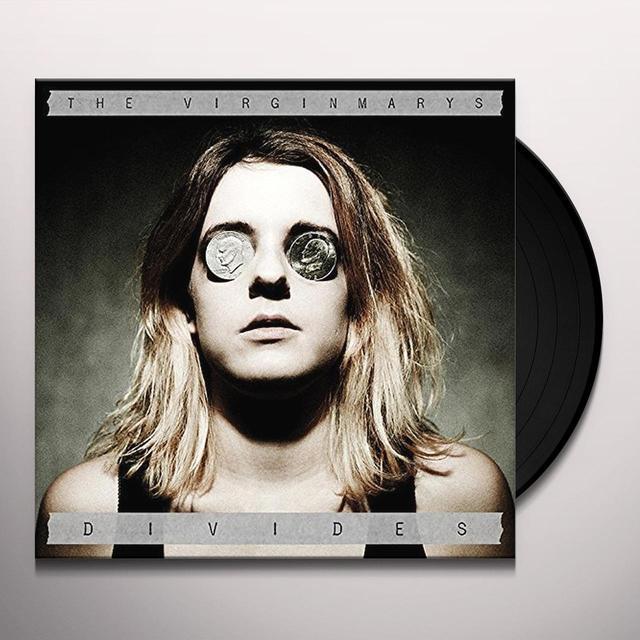 VIRGINMARYS DIVIDES Vinyl Record - Gatefold Sleeve