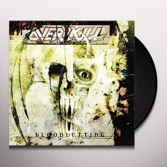 Overkill BLOODLETTIN Vinyl Record