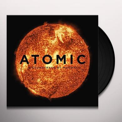 Mogwai ATOMIC Vinyl Record - UK Import
