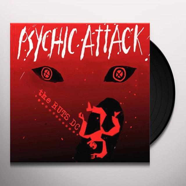 Ruts Dc PSYCHIC ATTACK Vinyl Record - UK Import