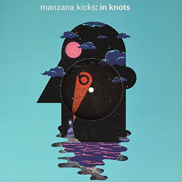 MANZANA KICKS IN KNOTS Vinyl Record
