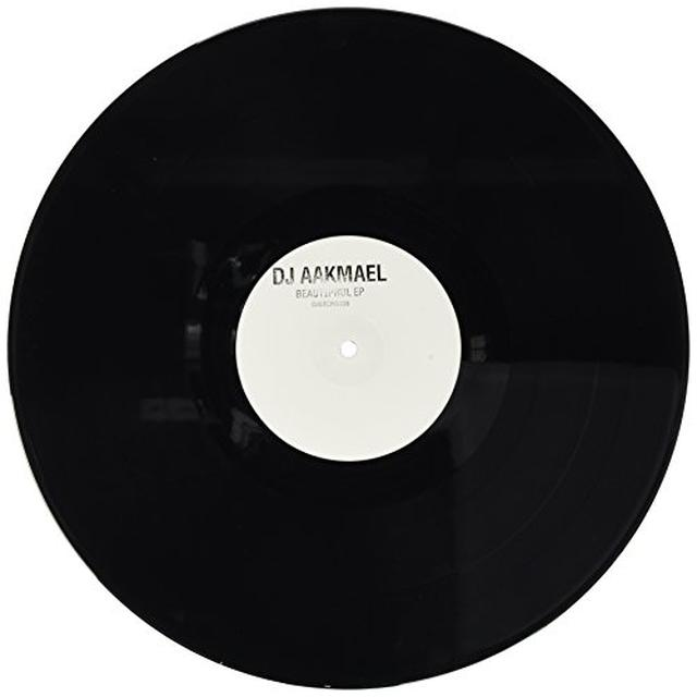 DJ AAKMAEL BEAUTIPHUL Vinyl Record