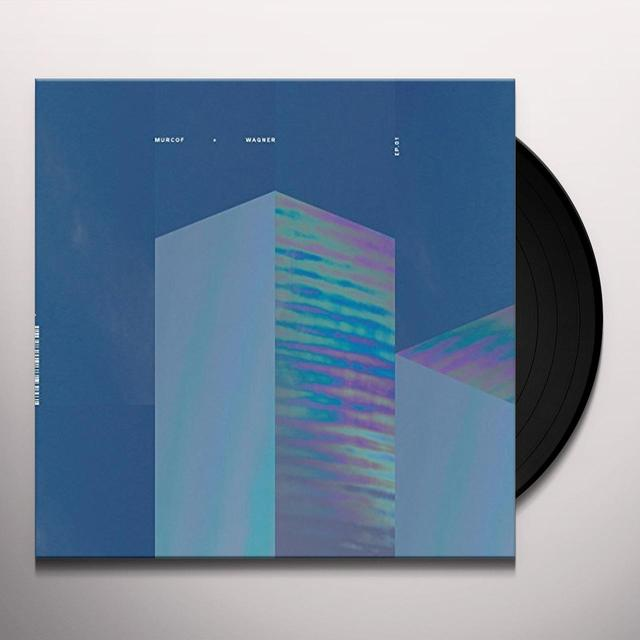Vanessa Wagner & Murcof EP.01 Vinyl Record - UK Import