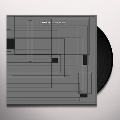 Mgun GENTIUM Vinyl Record