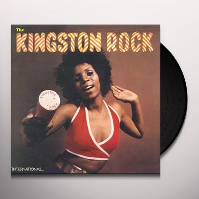 KINGSTON ROCK (EARTH MUST BE HELL) / VARIOUS (UK) KINGSTON ROCK (EARTH MUST BE HELL) / VARIOUS Vinyl Record - UK Release