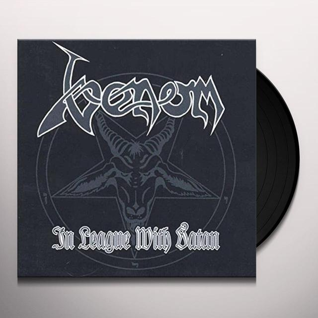 Venom IN LEAGUE WITH SATAN VOL 1 Vinyl Record - UK Import