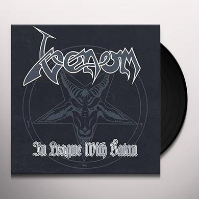Venom IN LEAGUE WITH SATAN VOL 2 Vinyl Record - UK Import