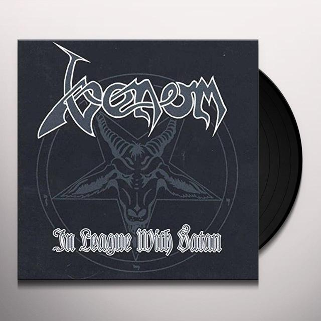Venom IN LEAGUE WITH SATAN VOL 2 Vinyl Record