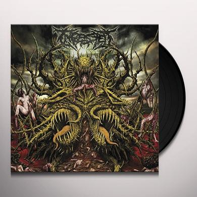 INGESTED SURPASSING THE BOUNDARIES OF HUMAN SUFFERING Vinyl Record