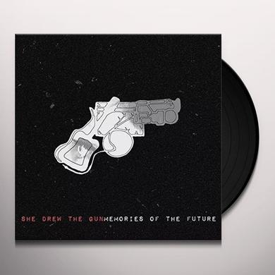 SHE DREW THE GUN MEMORIES OF THE FUTURE Vinyl Record