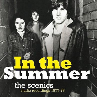 SCENICS IN THE SUMMER: STUDIO RECORDINGS 1977/78 Vinyl Record