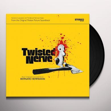 Bernard Herrmann TWISTED NERVE Vinyl Record