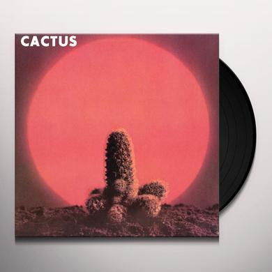 CACTUS Vinyl Record - Limited Edition, 180 Gram Pressing