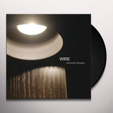 Wire NOCTURNAL KOREANS Vinyl Record