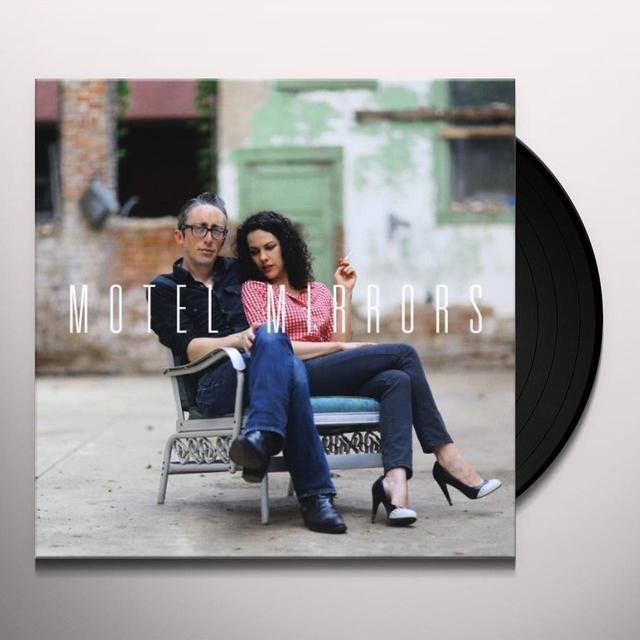 MOTEL MIRRORS Vinyl Record - 10 Inch Single