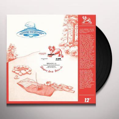 Dinosaur L GO BANG Vinyl Record
