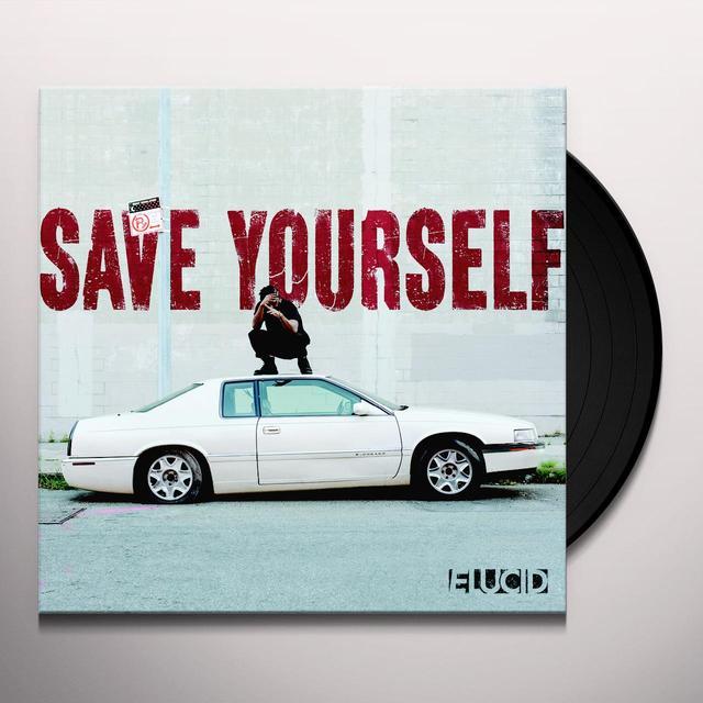 Elucid SAVE YOURSELF Vinyl Record