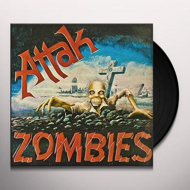 Attak ZOMBIES Vinyl Record - Italy Import