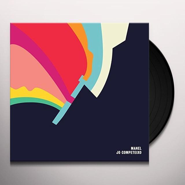 Manel JO COMPETEIXO Vinyl Record