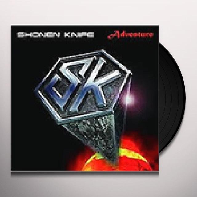 Shonen Knife ADVENTURE Vinyl Record - Australia Import