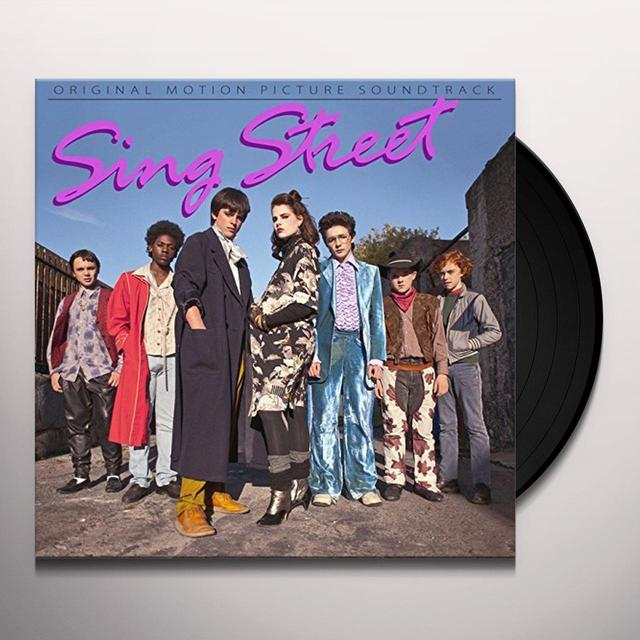 SING STREET / O.S.T. (UK) SING STREET / O.S.T. Vinyl Record