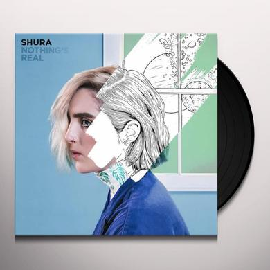 Shura NOTHING'S REAL Vinyl Record - UK Import