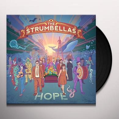The Strumbellas HOPE Vinyl Record - Canada Import