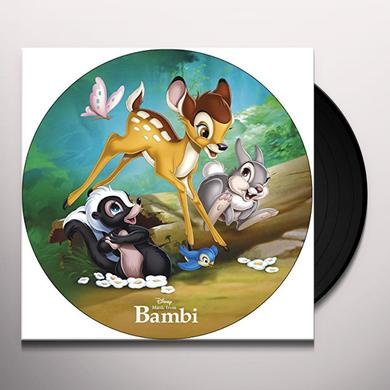 BAMBI (PICT) (CAN) BAMBI / O.S.T. Vinyl Record - Picture Disc, Canada Import