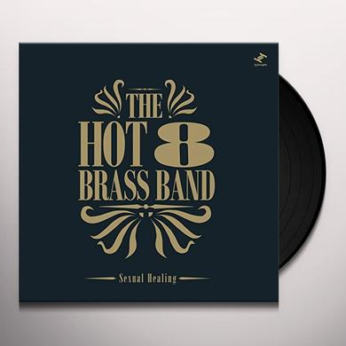 Hot 8 Brass Band SEXUAL HEALING Vinyl Record - Canada Release