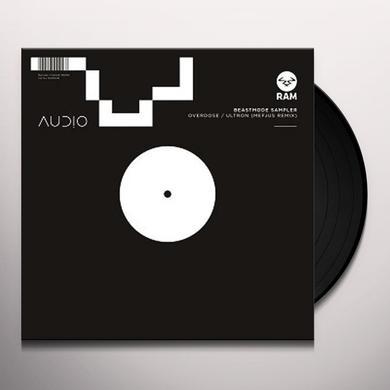 Audio BEASTMODE SAMPLER Vinyl Record - UK Import