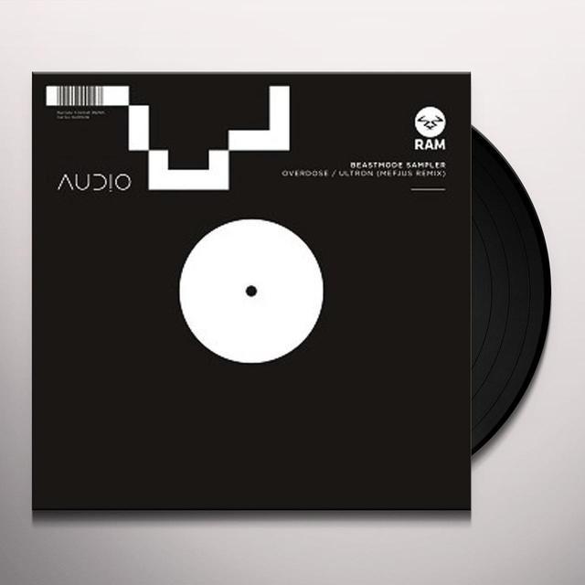Audio BEASTMODE SAMPLER Vinyl Record