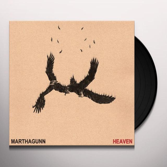 MARTHAGUNN HEAVEN Vinyl Record