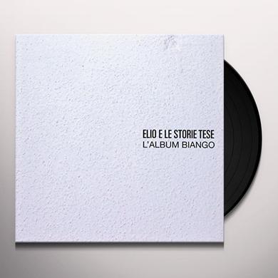ELIO E LE STORIE TESE ALBUM BIANGO Vinyl Record - Italy Import