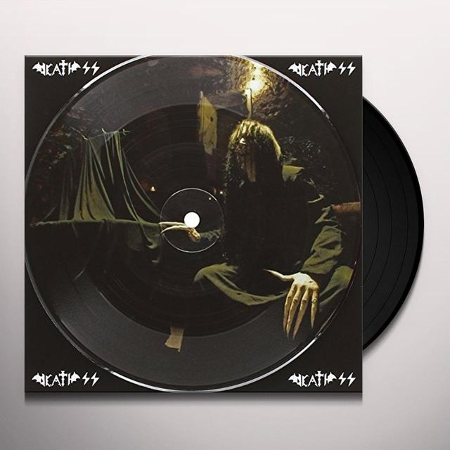 Death Ss OGRE'S LULLABY Vinyl Record - Picture Disc, Italy Import