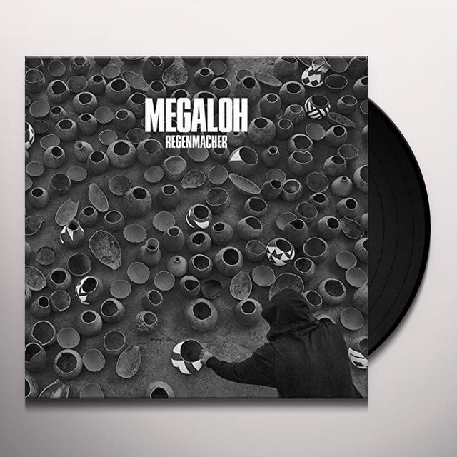 Megaloh REGENMACHER (GER) Vinyl Record