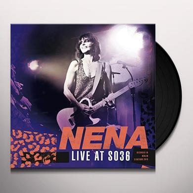 Nena LIVE AT SO36 (GER) Vinyl Record
