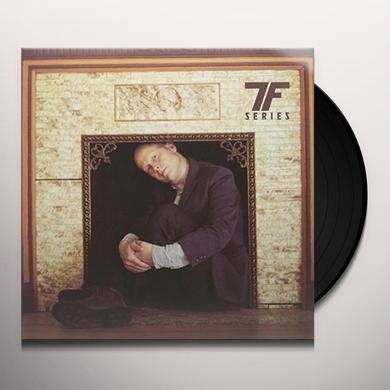 Dave Tough / Serena Ryder SELF-TITLED Vinyl Record - Canada Import
