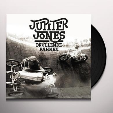 Jupiter Jones BRULLENDE FAHNEN Vinyl Record