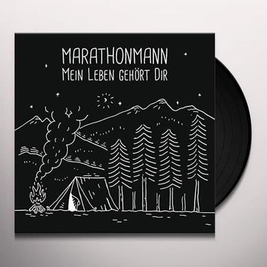 Marathonmann MEIN LEBEN GEHORT DIR Vinyl Record