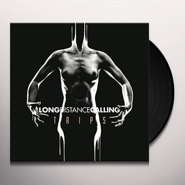 Long Distance Calling TRIPS Vinyl Record - UK Import